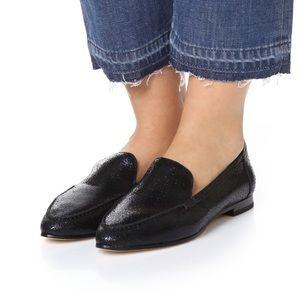 Kate Spade New York Carima Loafer Glitter Shoes Black